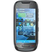 Китайский телефон копия Nokia C7 c 2 sim карты WI-FI фото
