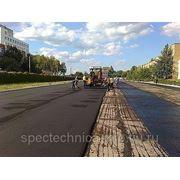 Услуги асфальтоукладчика Mitsubishi 60D в ростовской области фото