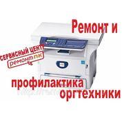 Обслуживание принтеров XEROX фото