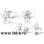 Насос консольный моноблочный КМ 50-32-125 фото