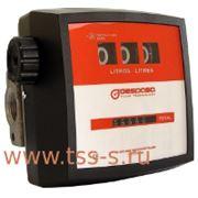 MG 80А Счетчик расхода/учета дизельного топлива/гсм/нефтепродуктов фото
