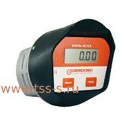 MGE 40 Счетчик расхода/учета дизельного топлива/гсм/нефтепродуктов фото
