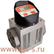 MGE 100 Счетчик расхода/учета дизельного топлива/гсм/нефтепродуктов фото