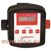 MGE 80 Счетчик расхода/учета дизельного топлива/гсм/нефтепродуктов фото