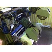 """Пакетоделательная машина, 2-х ручьевая со встроенным вырубным прессом, модель """"QTC-1000 S2"""". 2005 г.в. фото"""