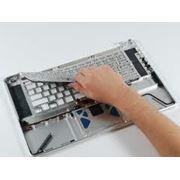 Замена клавиатуры ноутбука фото