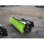 Щетка дорожная Impulse SP1700 для мини-погрузчиков фото
