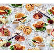Клеенки для кухни фото