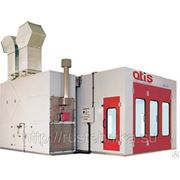 Окрасочно-сушильная камера GL 6 с рекуператором теплого воздуха фото