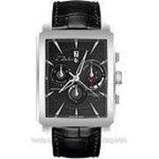 Мужские наручные швейцарские часы в коллекции Chrono Rectangle L Duchen D582.11.31 фото