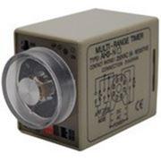 Многодиапазонный таймер AH3-NВ-24V DC фото