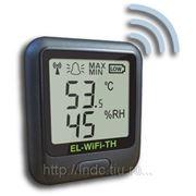 WiFi логгер температуры и влажности EL-WiFi-TH фото