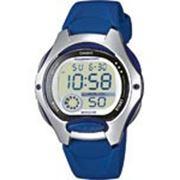 Женские японские наручные часы в коллекции Электроника Casio LW-200-2A фото
