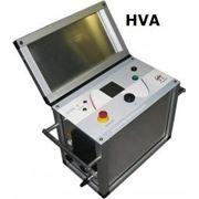 HVA30 - высоковольтная СНЧ установка для испытаний кабелей с изоляцией из сшитого полиэтилена фото