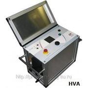 HVA30 - высоковольтная СНЧ установка для испытаний кабелей с изоляцией из сшитого полиэтилена, 30 кВ HVA фото