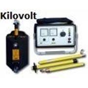 KPG 50 кВ - высоковольтная установка для испытания кабеля