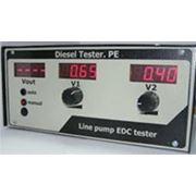 Дизель тестер Устройство для тестирования ТНВД с электронным управлением 3810 фото