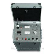 СНЧ -25 — установка для испытания кабелей с изоляцией из сшитого полиэтилена фото
