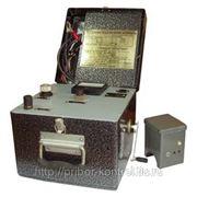 Аппарат для проверки изоляции АШИК-6 с ИКП-4