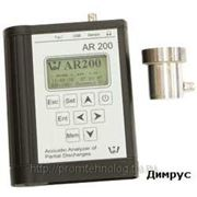 AR200 - анализ ЧР в изоляции при помощи акустического датчика (AR 200) фото