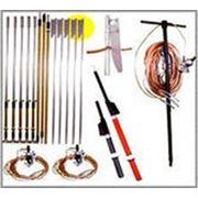 КШЗУ-0,4-10 - комплект универсальных штанг (КШЗУ0,4-10) фото