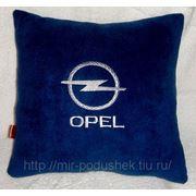 Подушка в авто Opel фото