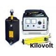 KPG 110 кВ - высоковольтная установка для испытания кабеля фото