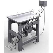 Виброплощадка СМЖ с механическим креплением для форм