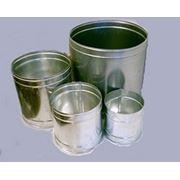 Сосуды мерные металлические 5,10,20,50 литров КП-601/4 (оцинкованная сталь) фото