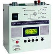 ПУВ-50 - пульт управления высоковольтным выключателем (ПУВ50) фото