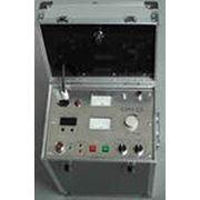 СНЧ-25 - установка для испытания кабелей с изоляцией из сшитого полиэтилена (СНЧ25) фото