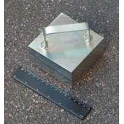 Пригруз, насадка к формам куба, цилиндра, призмы, балочек. фото