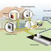 Автономная газификация дома фото