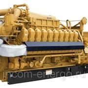 Генератор дизельный Caterpillar 3608 (2600 кВт) фото