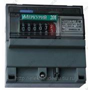 Электросчетчик Меркурий 201.6 однотарифный фото