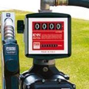 Механические счетчики К44 для дизельного топлива, масла. фото