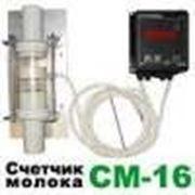 Счетчик молока СМ-16 фото