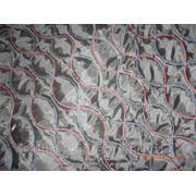 Стежка подкладочных тканей фото