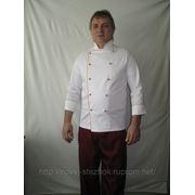 Пошив униформы для повара