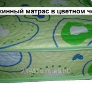 Матрац Пружинный Эконом 70х200х14 фото
