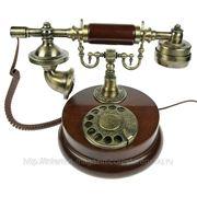 Телефон-ретро d=18см, 22см (уп.1/8шт.) фото