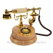 Телефон-ретро d=18см, 23см (уп.1/6шт.) фото