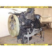 Двигатель дизельный MAN D2866LF20 фото