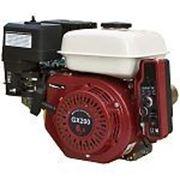 Двигатель бензиновый GX 200 RE фото