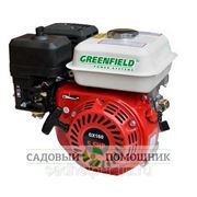 Двигатель Green Field GF 168 F фото