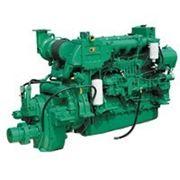 Двигатель Doosan MD196T фото