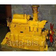 Двигатель трактор Т-130 фото