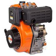 Двигатель дизельный ДД-186 фото