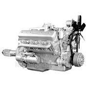 Двигатель ЯМЗ 238АК после капитального ремонта фото