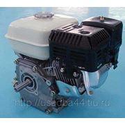 Двигатель Lifan 168F-2 мощностью 6,5 л. с. с горизонтальным коленвалом. фото
